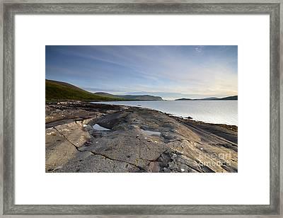 Loch Na Keal, Isle Of Mull Framed Print
