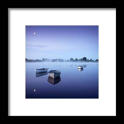 Loch Framed Prints