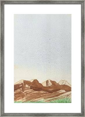 Loch Torridon Framed Print by Jim Green