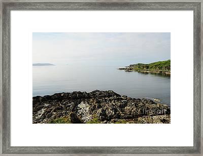 Lochaline Framed Print