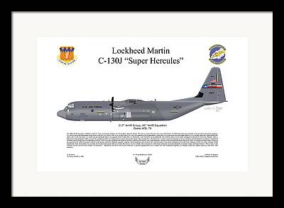 Air Wing Graphics Framed Prints