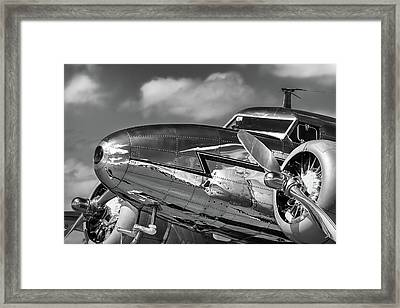 Lockheed Splendor Framed Print