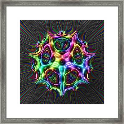 Loevolmazz Framed Print