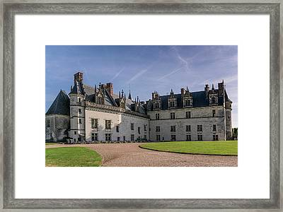 Loire Valley 3 Framed Print