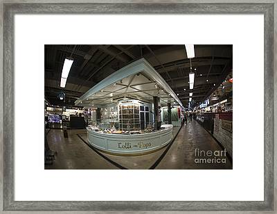Lolli And Pops Framed Print by David Bearden