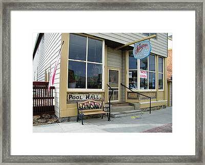 Lollipops Framed Print by Lenore Senior