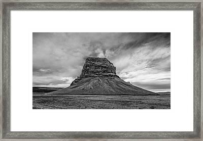 Lomagnupur Framed Print