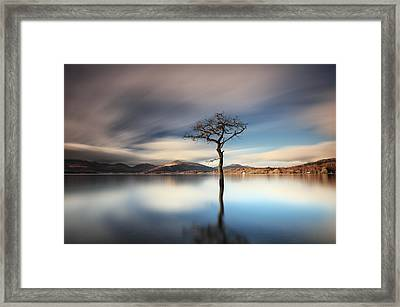 Lomond Reflection Framed Print