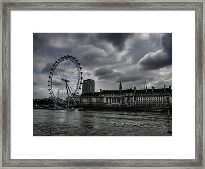 London 009 Framed Print