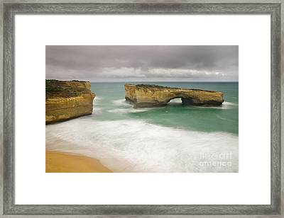 London Bridge 2 Framed Print