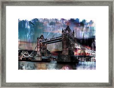 Tower Bridge Framed Print by Gull G