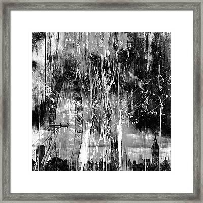 London City Framed Print by Gull G