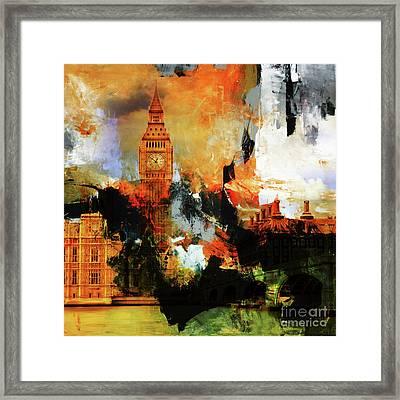 Big Ben  Framed Print by Gull G