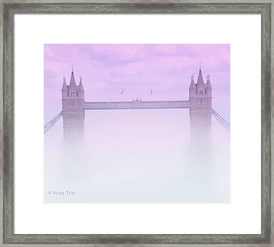London Fog Framed Print