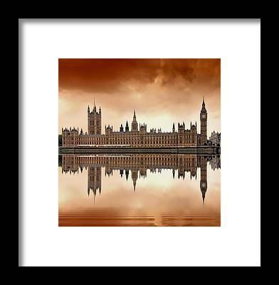 Big Ben Framed Prints