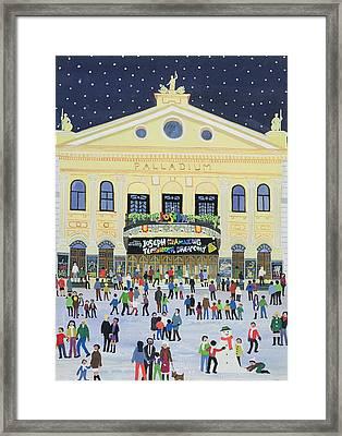London Palladium   Joesph Framed Print