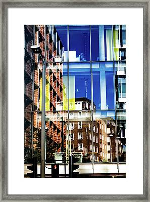 London Southwark Architecture 2 Framed Print