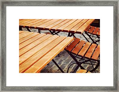 London Streets Framed Print by JAMART Photography