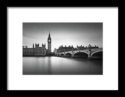 Parliament Framed Prints