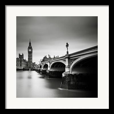 London Bridge Framed Prints