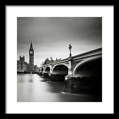 Westminster Abbey Framed Prints