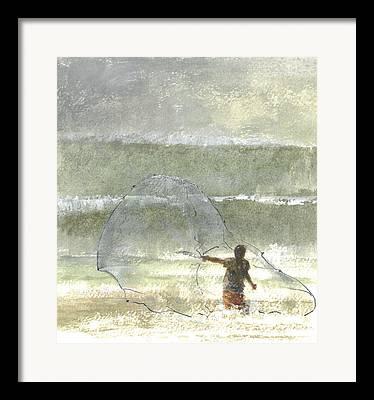 Hurl Framed Prints