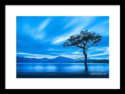 Scotland Landscape Framed Prints