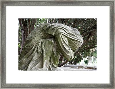 Loneliness Framed Print by Jean Haynes