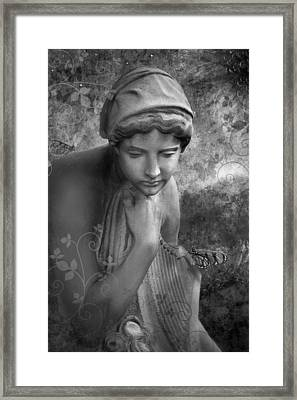Loneliness Framed Print