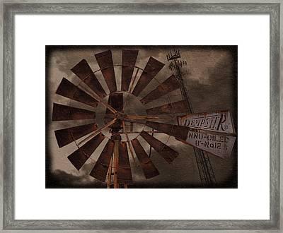 Long After We Are Gone Framed Print by Scott Hovind