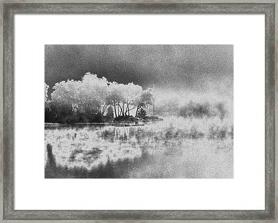 Framed Print featuring the photograph Long Ago Memory by Steven Huszar