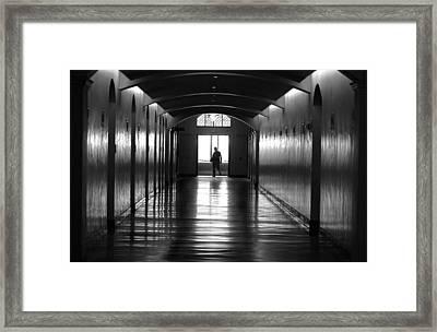 Long Haul Framed Print by Dan Holm