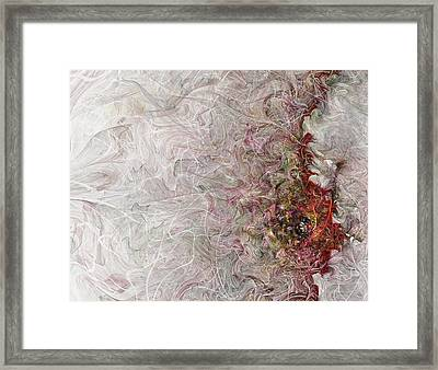 Long Is The Way Framed Print by NirvanaBlues