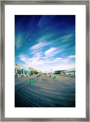 Long Island Framed Print by Patrick Villela