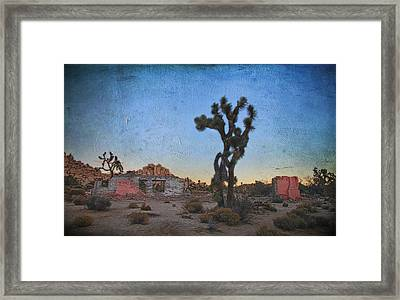 Long, Long Ago Framed Print