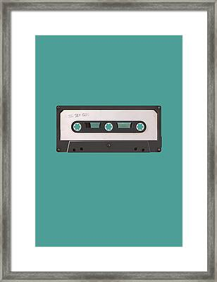 Long Play Framed Print by Nicholas Ely