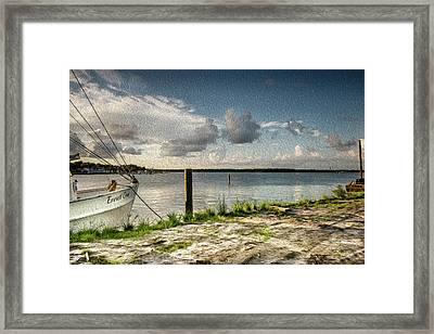 Long Summer Days Framed Print by Cynthia Wolfe