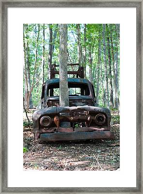 Long Time Gone Framed Print by Maureen Norcross