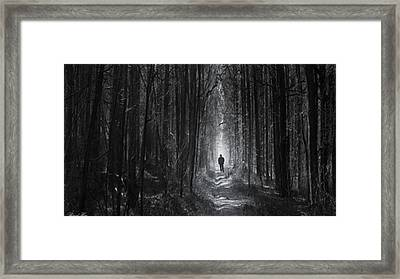 Long Way Home Framed Print