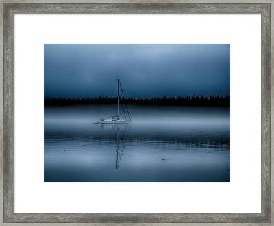 Long Ways From Nowhere Framed Print