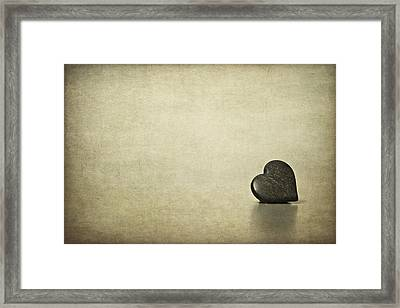 Longing Framed Print by Evelina Kremsdorf