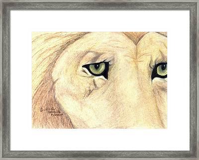 Longing Framed Print by Jennifer Skalecke