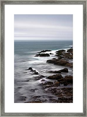 Look From The Past II Framed Print