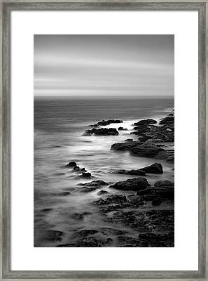 Look From The Past Framed Print