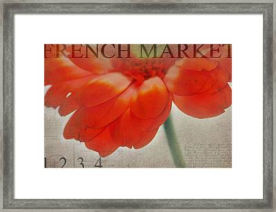 Look Inside Framed Print