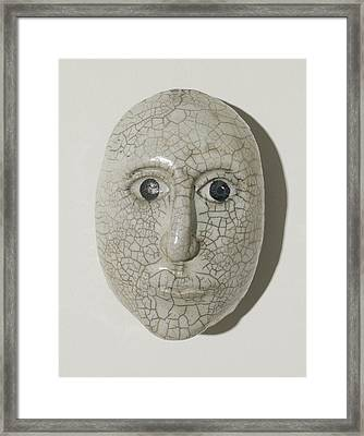 Look Into My Eyes Framed Print by Jason Galles
