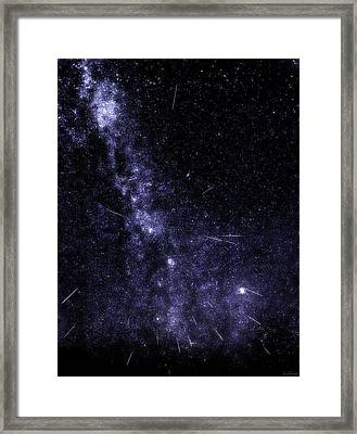 Framed Print featuring the photograph Look To The Heavens by Rick Furmanek