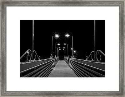 Lead Me On Framed Print by Lucinda Walter