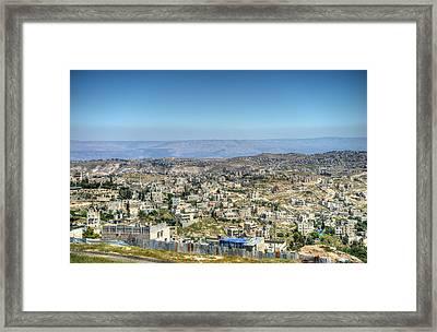 Tsur  Bahar Framed Print