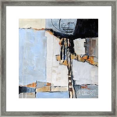 Looking For A Way Out Framed Print by Ron Stephens
